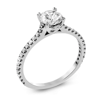 ZR1565 ENGAGEMENT RING