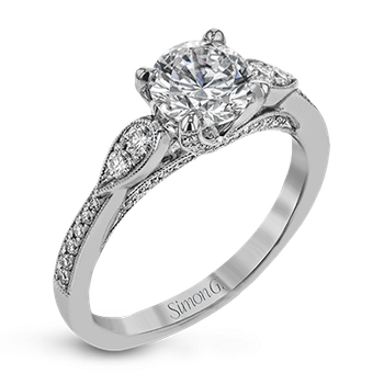 TR714 ENGAGEMENT RING
