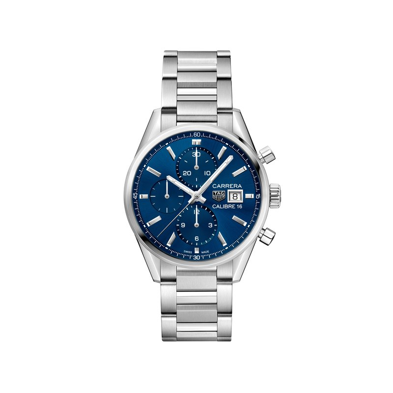 Tag Heuer - USD Calibre 16 – Automatic Chronograph