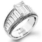 Simon G MR2836 ENGAGEMENT RING