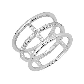 Diamond Fashion Ring - FDR13946W