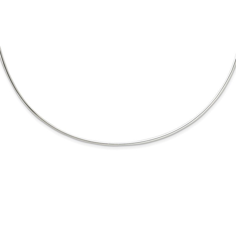 Quality Gold Sterling Silver Neck Collar Necklace