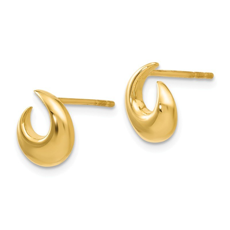 Leslie's Leslie's 14k Gold Earrings