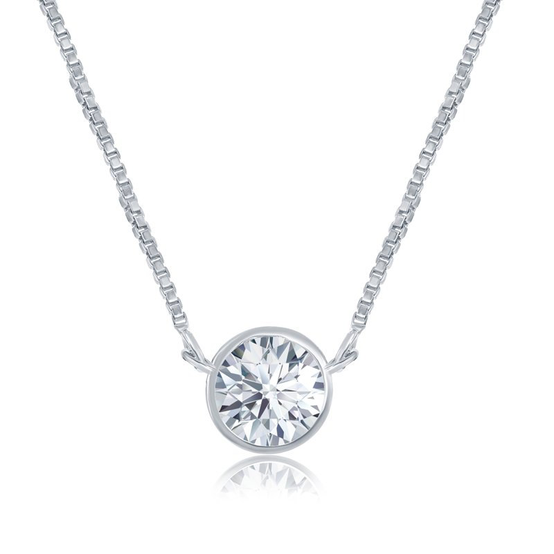 Veer Diamonds CLASSIC SOLITAIRE PENDANT