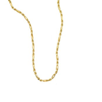 14K Gold Figarope Chain