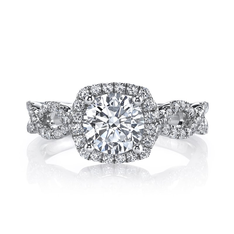 MARS Jewelry 25137 Diamond Engagement Ring 0.44 ct tw