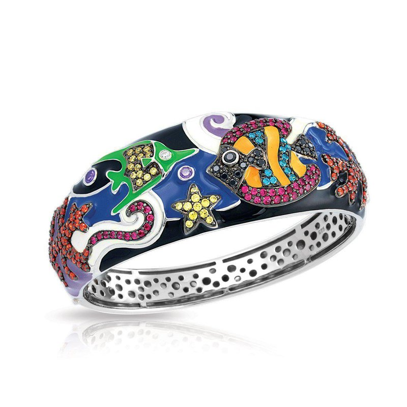 Belle Etoile Under the Sea Bangle