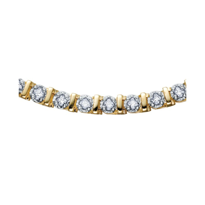 Timeless Beauty Diamond Bracelet