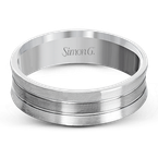 Simon G LG136 MEN RING