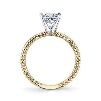 MARS 14793 Solitaire Engagement Ring