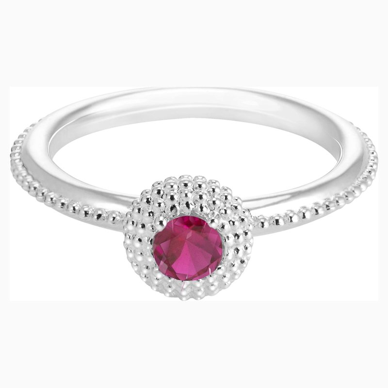 Swarovski Soirée Birthstone Ring January