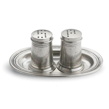 Small Salt & Pepper with Tray