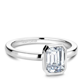 Noam Carver Fancy Engagement Ring B095-03A