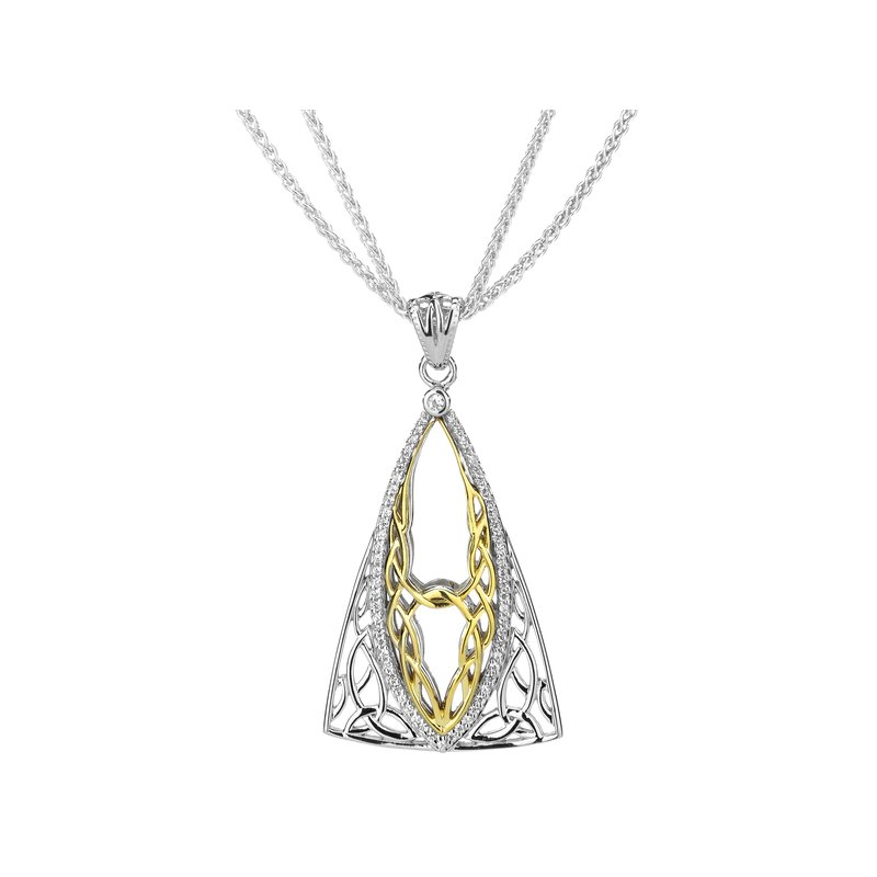 Keith Jack Tower Gateway Pendant