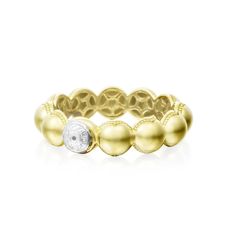 Tacori Fashion Dew Droplets Ring in Yellow Gold