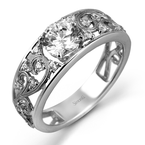 Simon G MR2115 ENGAGEMENT RING