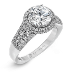 Zeghani ZR973 ENGAGEMENT RING