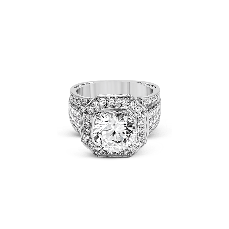 Simon G NR268 ENGAGEMENT RING