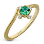 Simon G LR2665-Y COLOR RING