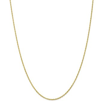 Leslie's 10K 1.5 mm Loose Rope Chain