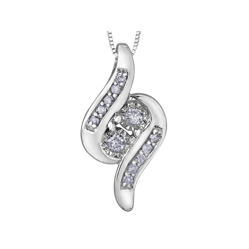 VanValkenburg Collection Diamond Pendant