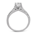 Zeghani ZR970 ENGAGEMENT RING