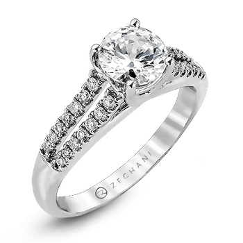 ZR970 ENGAGEMENT RING