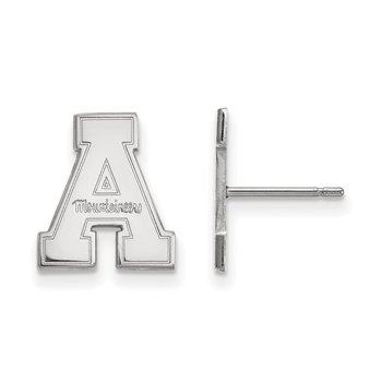 Gold Appalachian State University NCAA Earrings