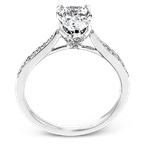 Simon G TR701-PR ENGAGEMENT RING