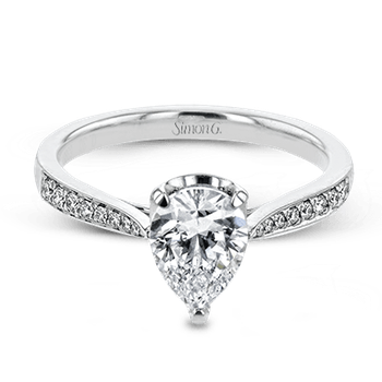 TR701-PR ENGAGEMENT RING