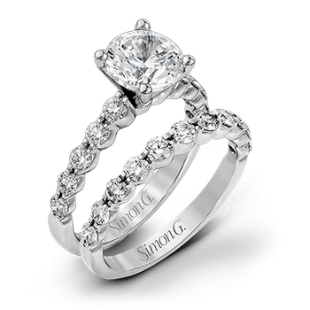 MR1907 WEDDING SET