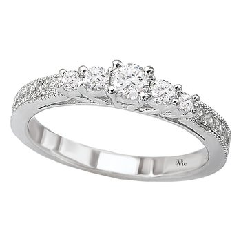 Complete Diamond Ring