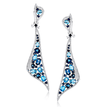 ZE589 COLOR EARRING