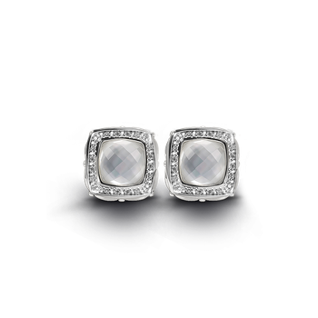 Zoe Diamond Earring