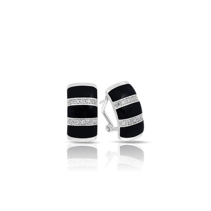 Belle Etoile Regal Stripe Earrings
