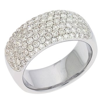 Platinum Diamond Pave