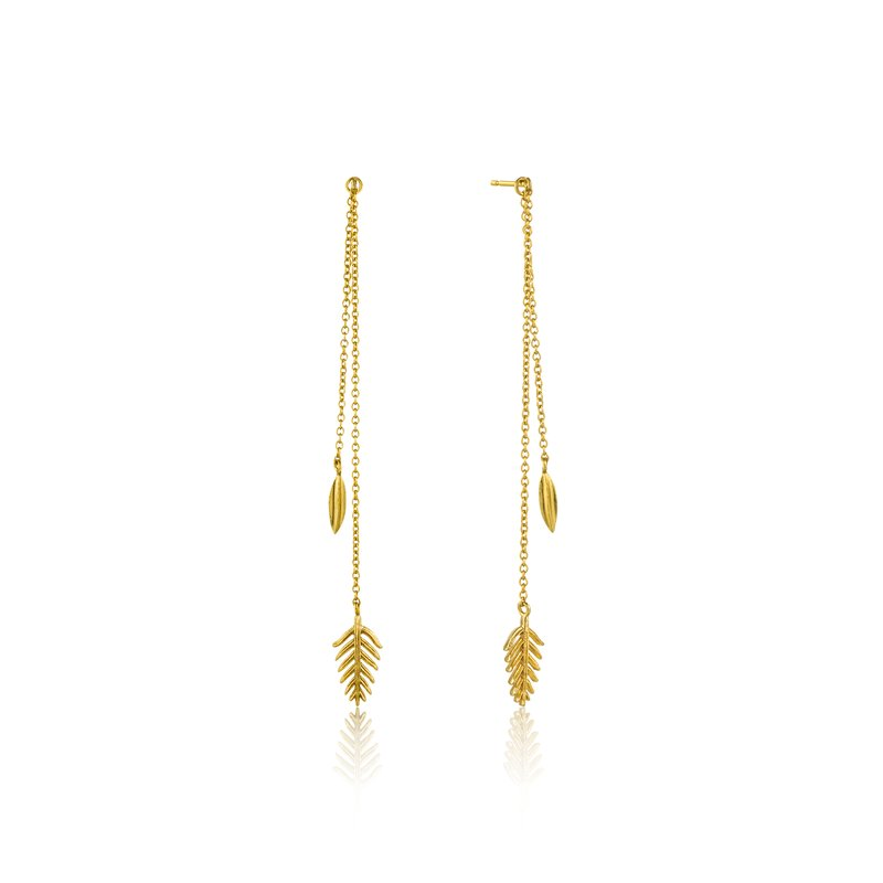 Ania Haie Tropic Drop Earrings