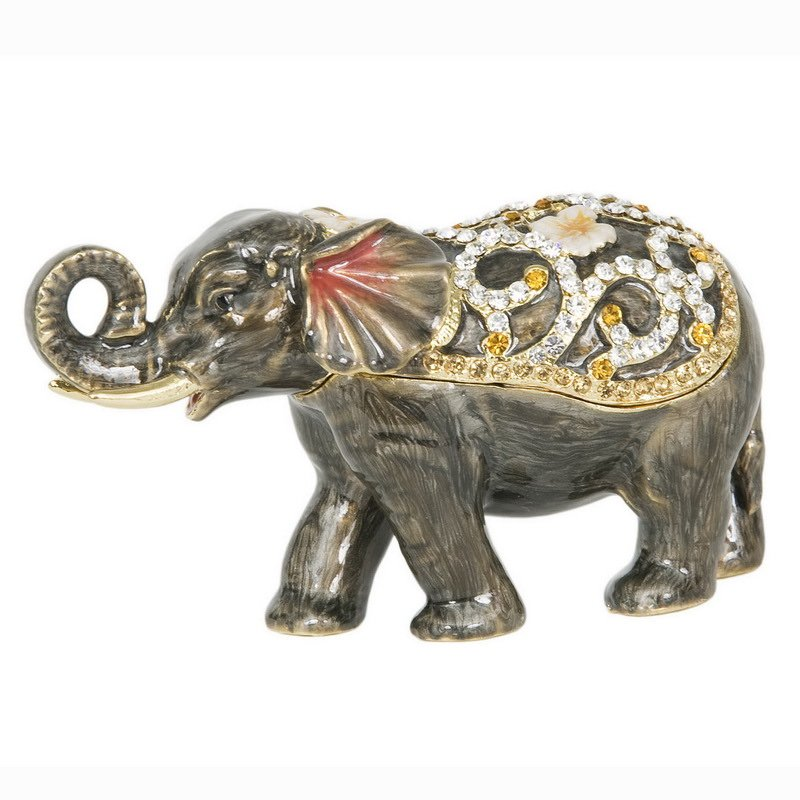 Luxury Giftware by Jere Princess Jaipur Elephant