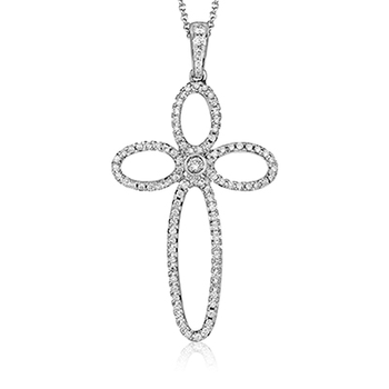 MP2070 CROSS PENDANT