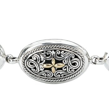 Ladies Fashion Cross Bracelet