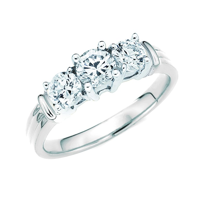 Classic Selection Ring 1.00 RD P 1.00 STD