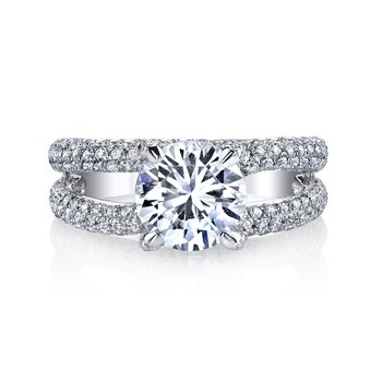 Diamond Engagement Ring 1.16 ct tw