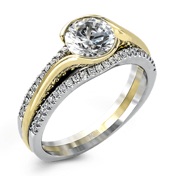 ZR1048 ENGAGEMENT RING
