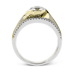 Zeghani ZR1048 ENGAGEMENT RING