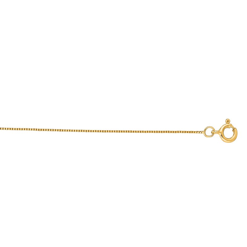 Royal Chain 14K Gold .45mm Classic Box Chain