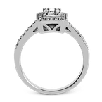 Zeghani ZR1234 RIGHT HAND RING