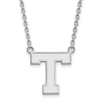 Sterling Silver Tarleton State University NCAA Necklace