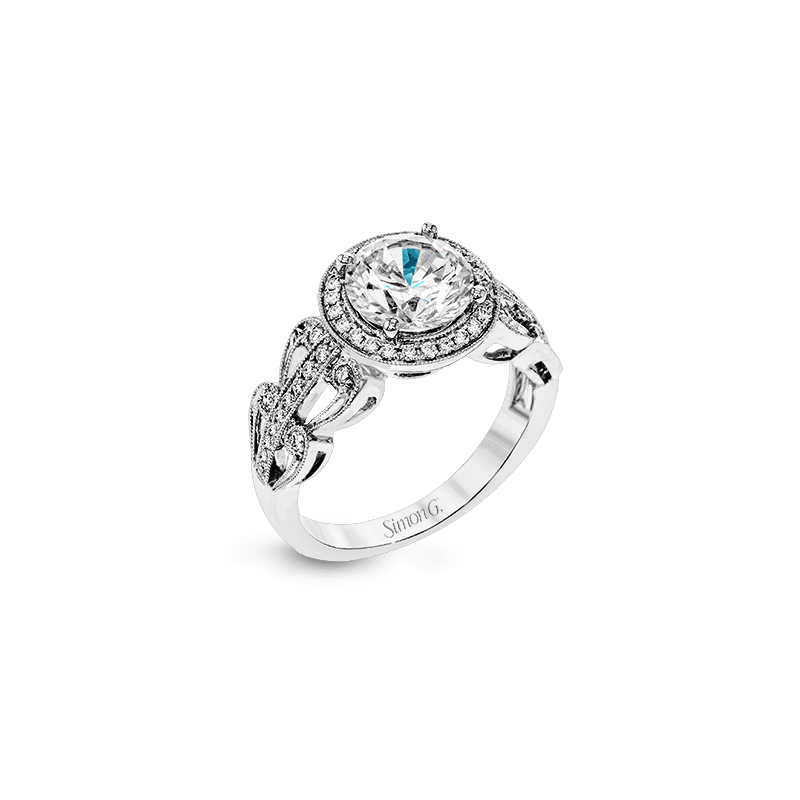 Simon G TR631 ENGAGEMENT RING