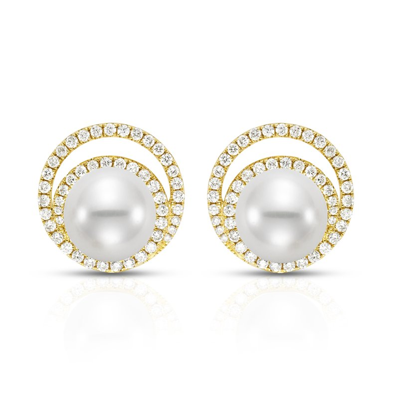 Mastoloni Pearls Caprice Multiway Soleil Earrings