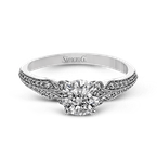 Simon G TR717 ENGAGEMENT RING